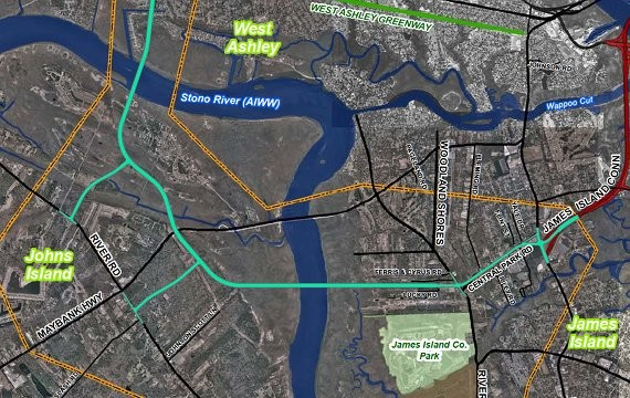 Scdot Announces Preferred Plan For I 526 Construction