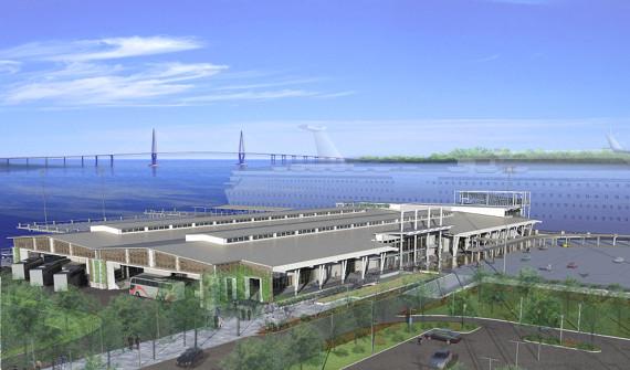 Opening Of New Cruise Terminal Pushed Back To Mid TheDigitel - Charleston sc cruise port