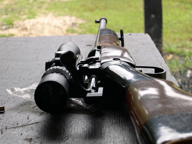 Myrtle Beach Outdoor Shooting Range