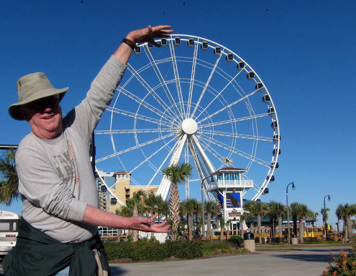 Photo of the Day: The Myrtle Beach SkyWheel | TheDigitel