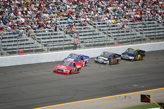 #MYRsports: NASCAR Camping World Truck Series to Myrtle Beach Speedway in 2014? | TheDigitel
